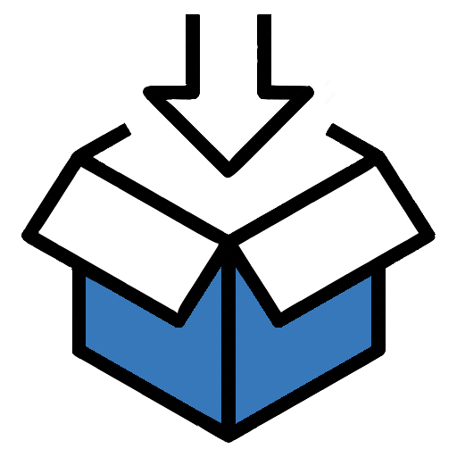 Kartong-ikon