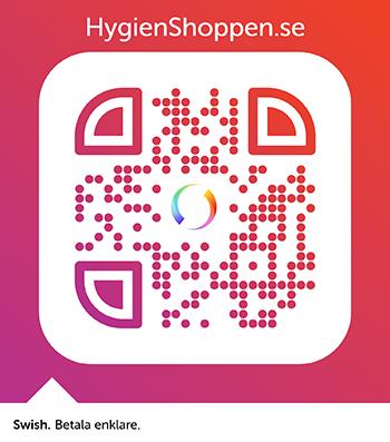 QR-kod för betalning med Swish