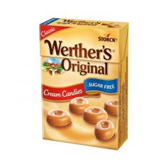 Werthers Orginal sockerfri 42 gram - 1 tablettask