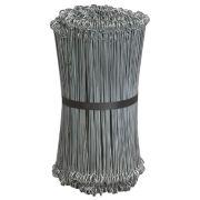 Säckbindartråd 20 cm, galvaniserad 1000st