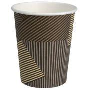 Kaffebägare singel wall Lines 36 cl - 1000 st