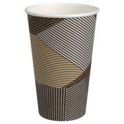 Kaffebägare singel wall Lines 48 cl - 1000 st
