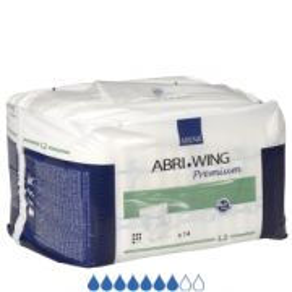 Abri-Wing L2 - Hel kartong - 56 st/krt