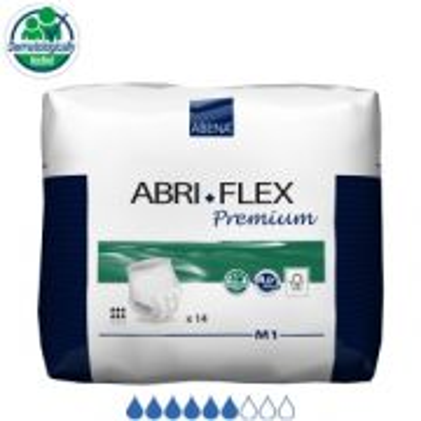 Abri-Flex M1 - Hel kartong (84 st)