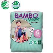 Bambo Pants Stl 6, 18+ kg 18 st