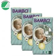 Bambo Nature Stl 3, 4-8kg Storpack - 156 st/storpack
