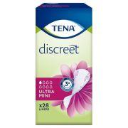 TENA Lady Discreet Ultra Mini - 28 st/frp