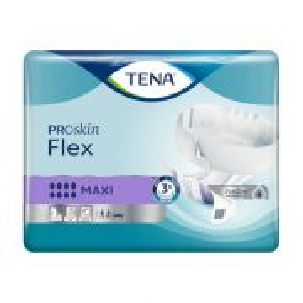 TENA Flex Maxi XL innerfrp - 22 st/frp