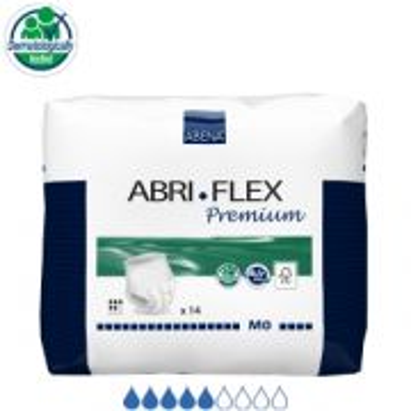 INNERFÖRPACKNING Abri-Flex Zero M0 - 1 frp/14 st