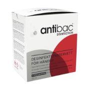 Antibac Handdesinfektionsservett singelpackade - 20 st