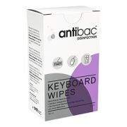 Antibac Keyboard Wipes singelpack - 10 st/frp