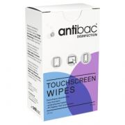 Antibac Touchscreen Wipes singelpack - 12 st