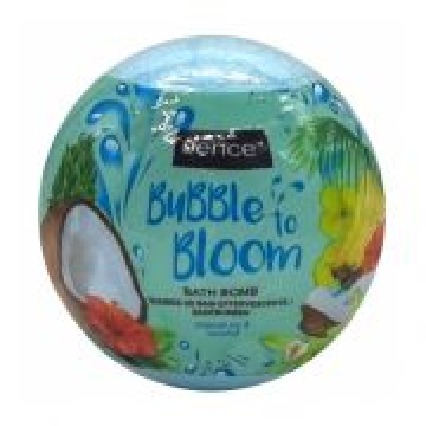 Badbomb Bubble to Bloom Tropical Joy & Coconut 120 g x 1 st