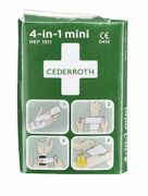 Cederroth Blodstoppare 4-in-1 Mini - 5 st/frp