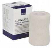 Curi-Med Fixeringsbinda Kohesiv 8cmx4m - 1 st/frp