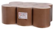 Pappershandduk på rulle CraftEco - 6 rullar