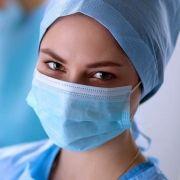 Munskydd 3A Medical med resårband llR - 50 st/frp