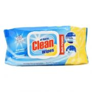 At Home Multi Cleaning Wipes - 60 st