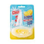Clean toalettblock Lemon 40g