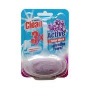 Clean toalettblock Lavendel 40g