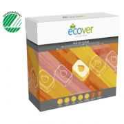 Ecover maskindisk All-in-One tabs - 25 tabs/frp