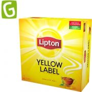 Te Lipton Yellow Label 100 st