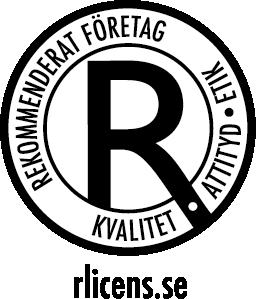 Logotyp R-licens